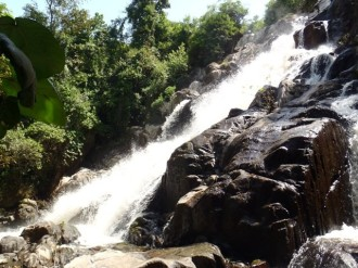 Mahoma Waterfall